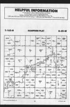 Hampden T162N-R49W, Kittson County 1989